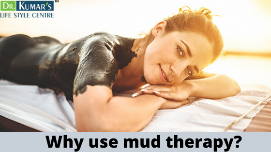 Why use mud therapy_