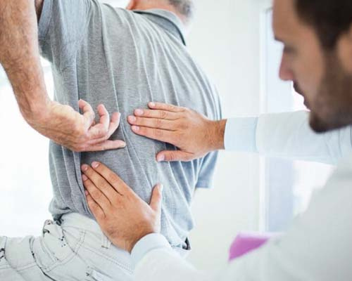 Naturopathy Backpain Treatment Faridabad