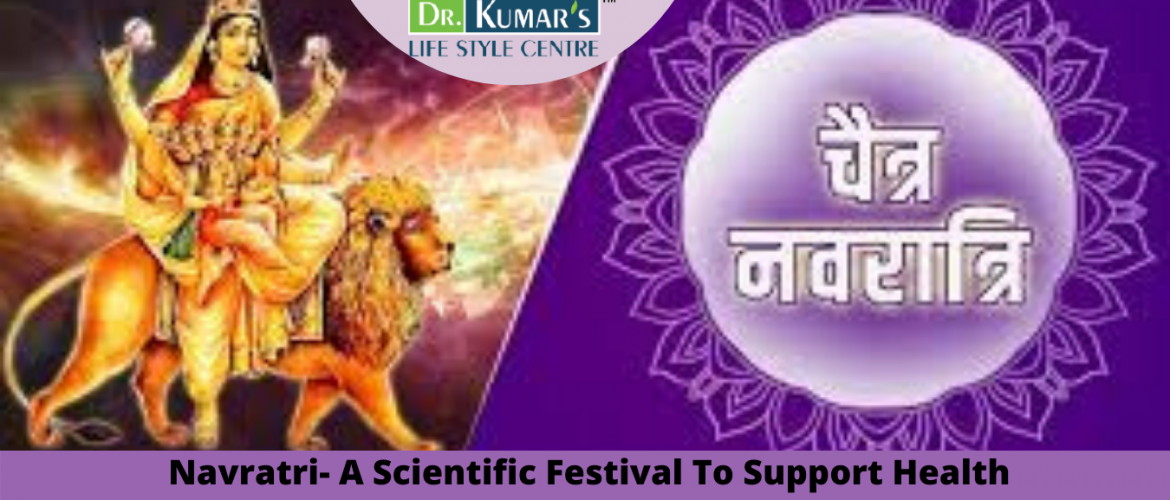 Navratri- A Scientific Festival To Support Health